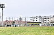 富士見公園 約320m(徒歩4分)
