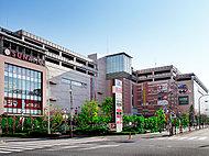 南砂町ショッピングセンターSUNAMO 約1.8km(徒歩23分)