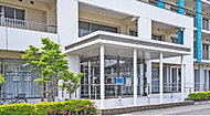 昭島市立市民図書館 約1,100m(徒歩14分)