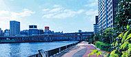 隅田川テラス 約230m(徒歩3分)