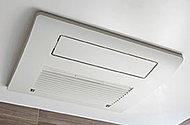 微粒子の霧と蒸気が浴室を満たします。素肌を潤しリラックス効果も期待できます。