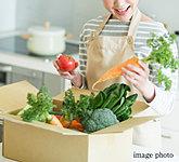 ご不在時にネットスーパーで注文した食料品が宅配ロッカーに届くサービス。買い物にでかける手間が減るので、共働きや子育てで忙しいご家族、シニアにもうれしいサービスです。※2