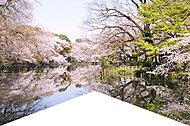 井の頭恩賜公園 約390m(徒歩5分)(2016年4月撮影)