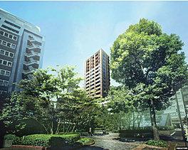 江戸期より続く住宅地というこの地の歴史に敬意を示しつつ、先進の街並み「虎ノ門」にも美しく調和する建築としました。