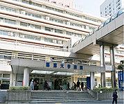 東京慈恵会医科大学附属病院 約600m(徒歩8分)