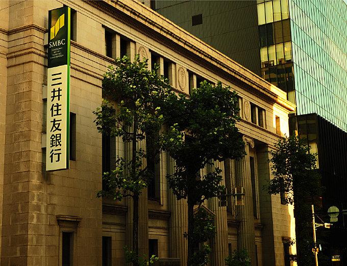 三井住友銀行 大阪中央支店 約60m(徒歩1分)