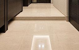 石貼り(廊下・玄関・洗面室・トイレ)