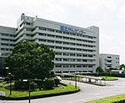 国立がん研究センター東病院(平成21年8月撮影) 約1,450m(徒歩19分)