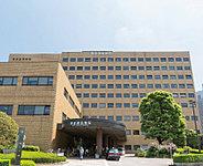 東京逓信病院 約720m(徒歩9分)