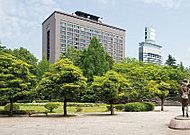 宮城県庁 約950m(徒歩12分)