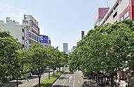 青葉通 約450m(徒歩6分)