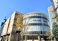 センターロード武蔵小杉駅前通り商店街 約420m