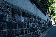 イギリス大使館裏通り 約490m(徒歩7分)(平成27年5月撮影)