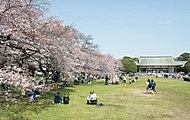 小金井公園 約1,680m(自転車で7分)