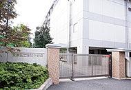 区立音羽中学校 約650m(徒歩9分)