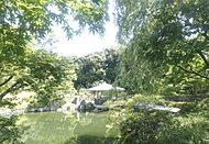 目白庭園 約1,740m(自転車9分)