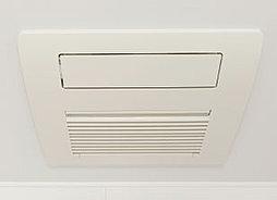 乾燥・換気・暖房・涼風機能を装備。雨の日の衣類乾燥にも便利に使えます。