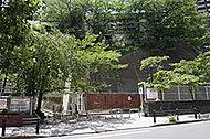 区立赤坂中学校 約550m(徒歩7分)