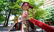 堀留児童公園 約100m(徒歩2分)(平成29年8月撮影)