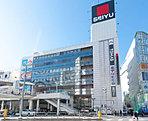 西友町田店 約550m(徒歩7分)
