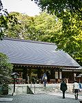 乃木神社 約580m(徒歩8分)