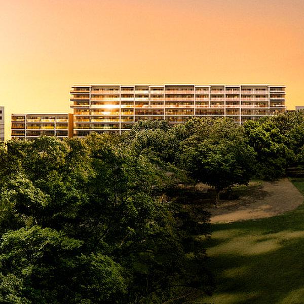 パークホームズ茅ヶ崎中央公園