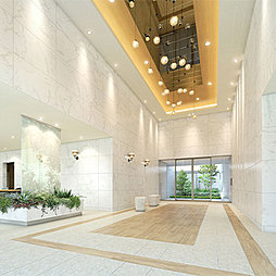 茨木ICO CITYの外観