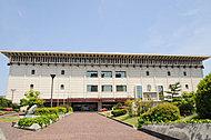 名古屋市博物館 約760m(徒歩10分)