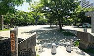 千田廟公園 約210m(徒歩3分)