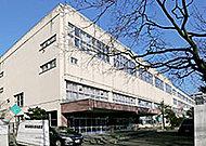 市立中央中学校 約530m(徒歩7分)