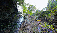 丁字ケ滝 約1,400m