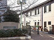 高井戸中学校 約420m
