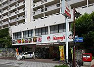 マミーズ舞鶴店 約380m(徒歩5分)