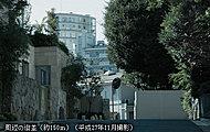 現地周辺の街並 約150m(平成27年11月撮影)