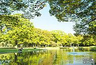 代々木公園 約3.3km