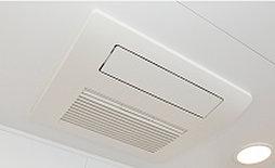 ガス温水式浴室暖房乾燥機