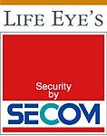三菱地所レジデンスが管理会社である三菱地所コミュニティとセコムとともに共同開発した、マンションセキュリティシステム「LIFE-EYE'S-セコムシステム」。