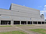 市民文化センター 約1,090m(徒歩14分)