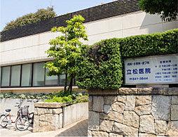 立松医院 約110m(徒歩2分)
