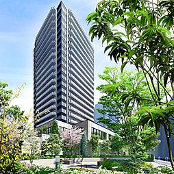 ザ・パークハウス 三田ガーデン レジデンス&タワーの外観