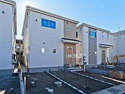 「暮らしやすさ」を求めた「北春日部」駅徒歩9分の新邸8棟です。