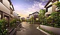 【大和ハウスグループ × 阪神電鉄の一戸建て】■グランフォーラム祖師ヶ谷大蔵HAPIA■全26邸のゆとりの街並み
