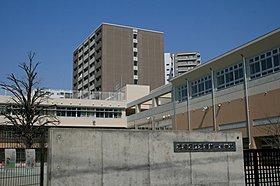 板橋第一小学校:徒歩3分(220m)