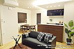 [A号地 内観]平成27年12月撮影 ※写真の一部の家具は価格に含まれますが、それ以外の家具・調度品は含まれません。