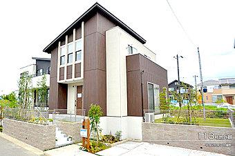 グランファミーロおゆみ野 113号地 平成28年7月撮影