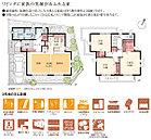 [4号地 内観]平成28年8月撮影 ※写真内の家具は価格に含まれますが、調度品は価格に含まれません。