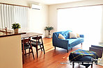 [G号地 内観]平成29年5月撮影 ※写真の家具・調度品は価格に含まれません。