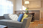[A号地 内観]平成29年1月撮影 ※写真内の家具は価格に含まれますが、調度品は価格に含まれません。