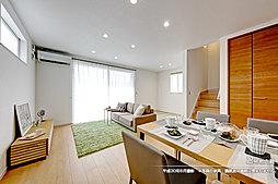 [1号地 内観]平成29年10月撮影 ※写真の家具・調度品は価格に含まれません。