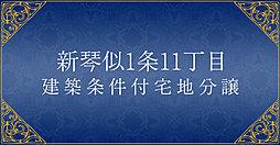 【ダイワハウス】新琴似1条11丁目 (建築条件付宅地分譲)